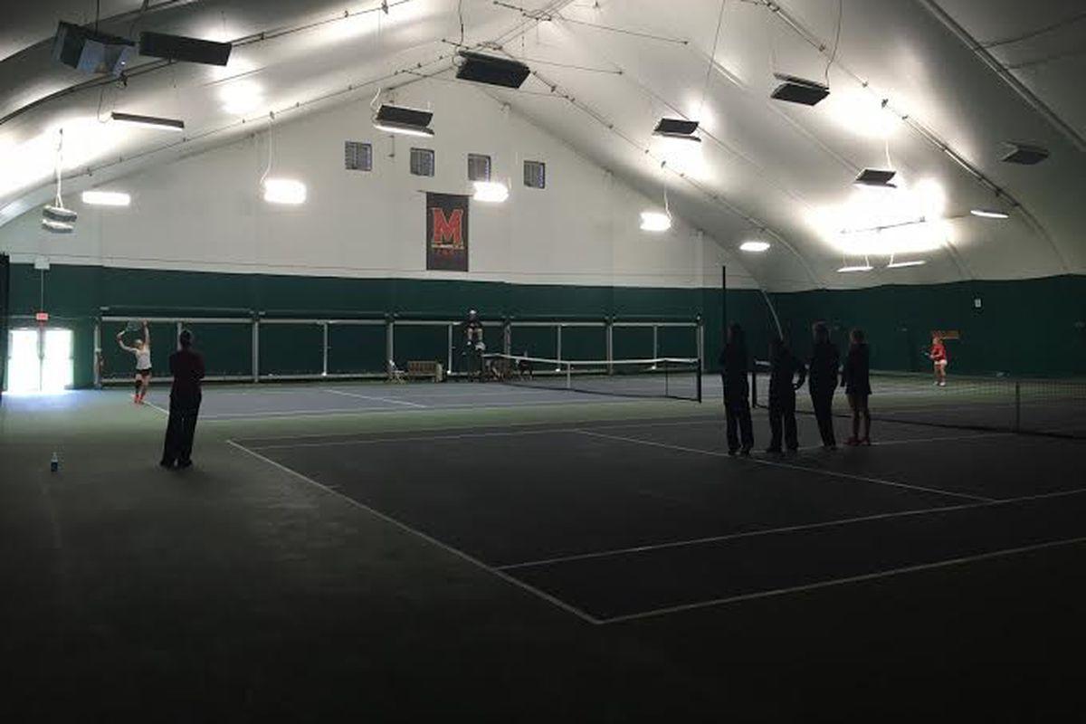 Maryland women's tennis