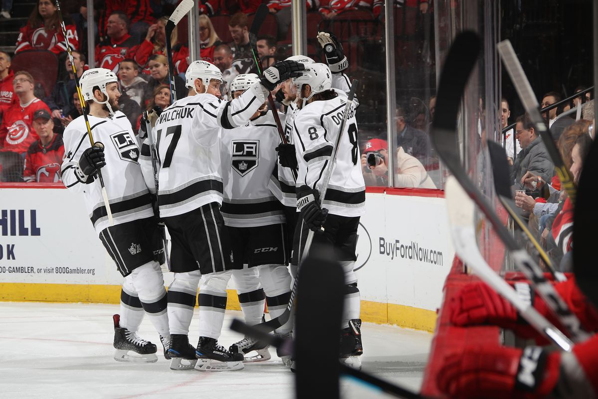 Los Angeles Kings   New Jersey Devils Game 53 Running Diary  Kings rout  Devils 5-1 in Kovalchuk s return 6388cbb17