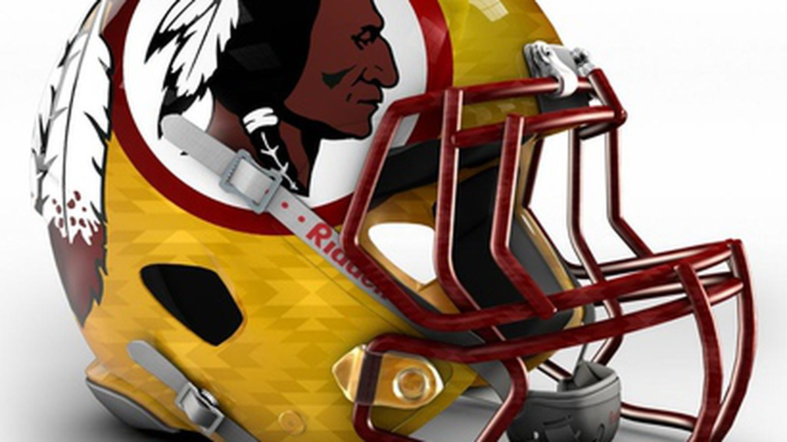 alternative redskins helmet hogs haven