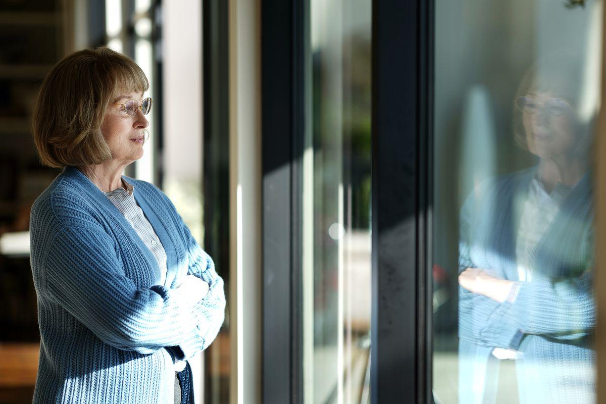Meryl Streep in HBO's Big Little Lies.