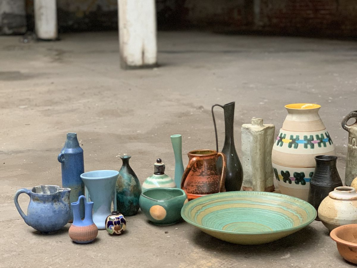 mexican-style dishware