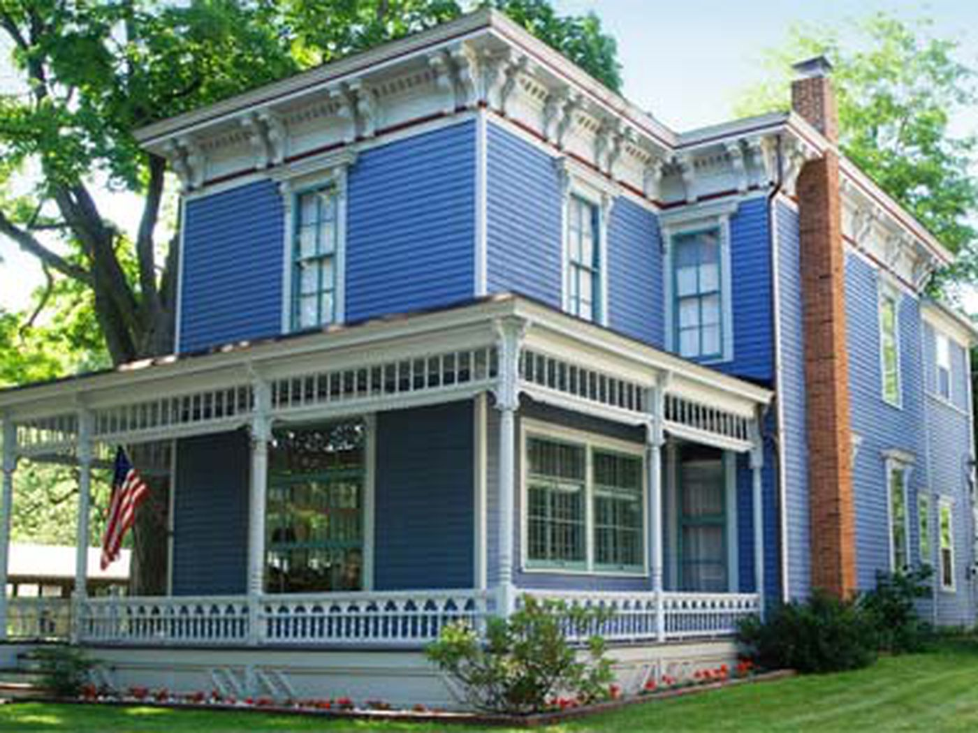 Editors Picks Our Favorite Blue Houses This Old House