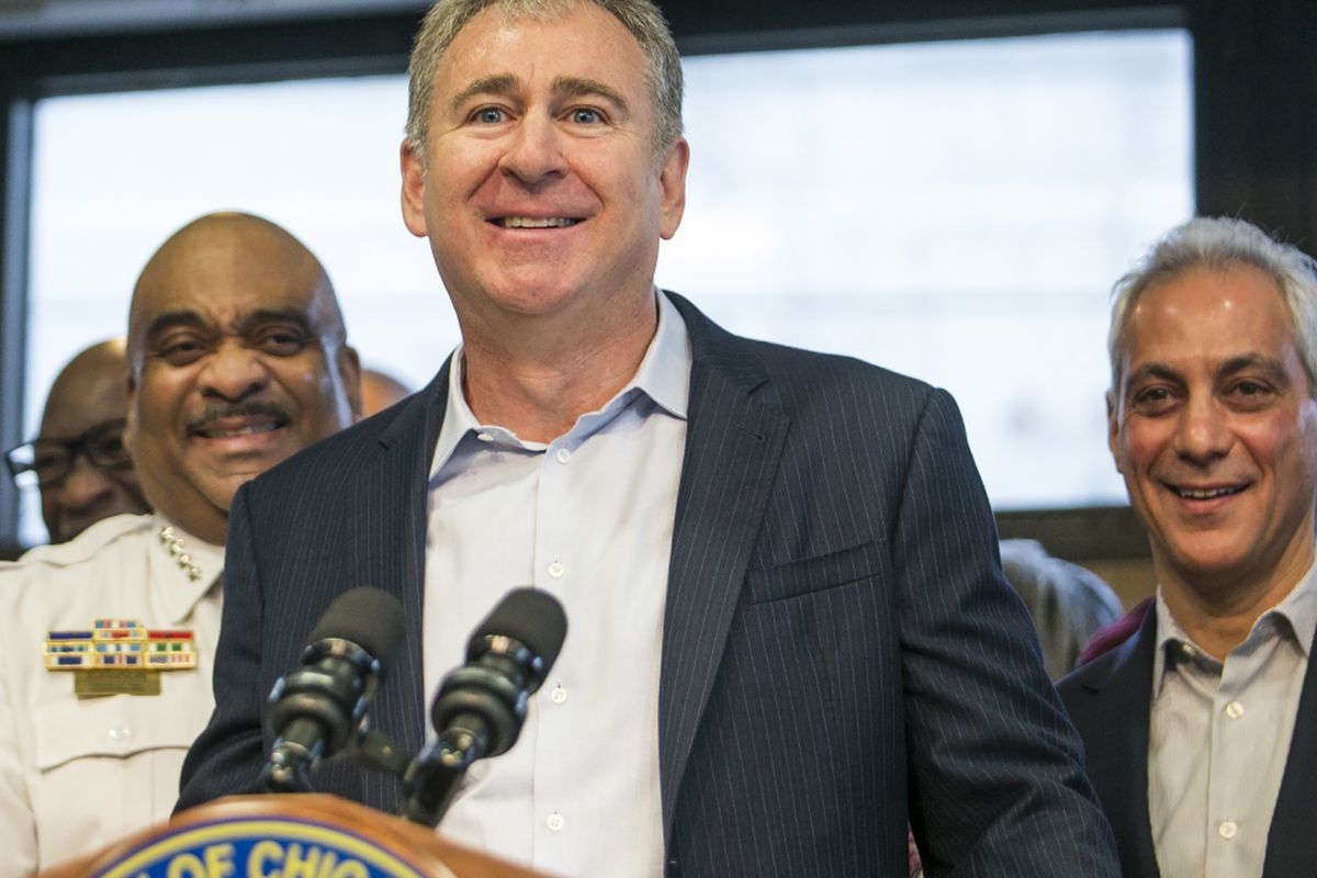 Billionaire Ken Griffin takes on Chicago crime with $10M to prevent
