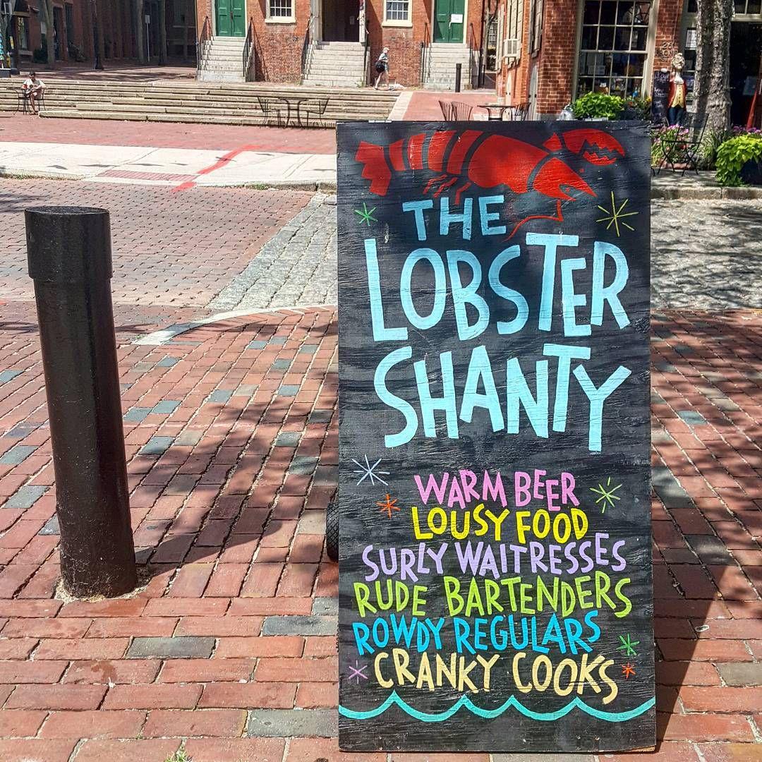 Lobster Shanty Salem