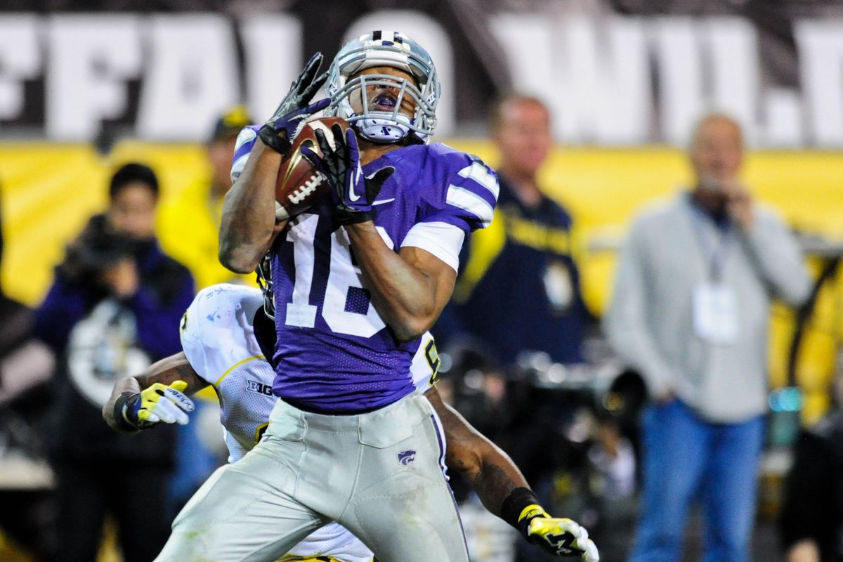 Lockett catches touchdown passes and chases records.