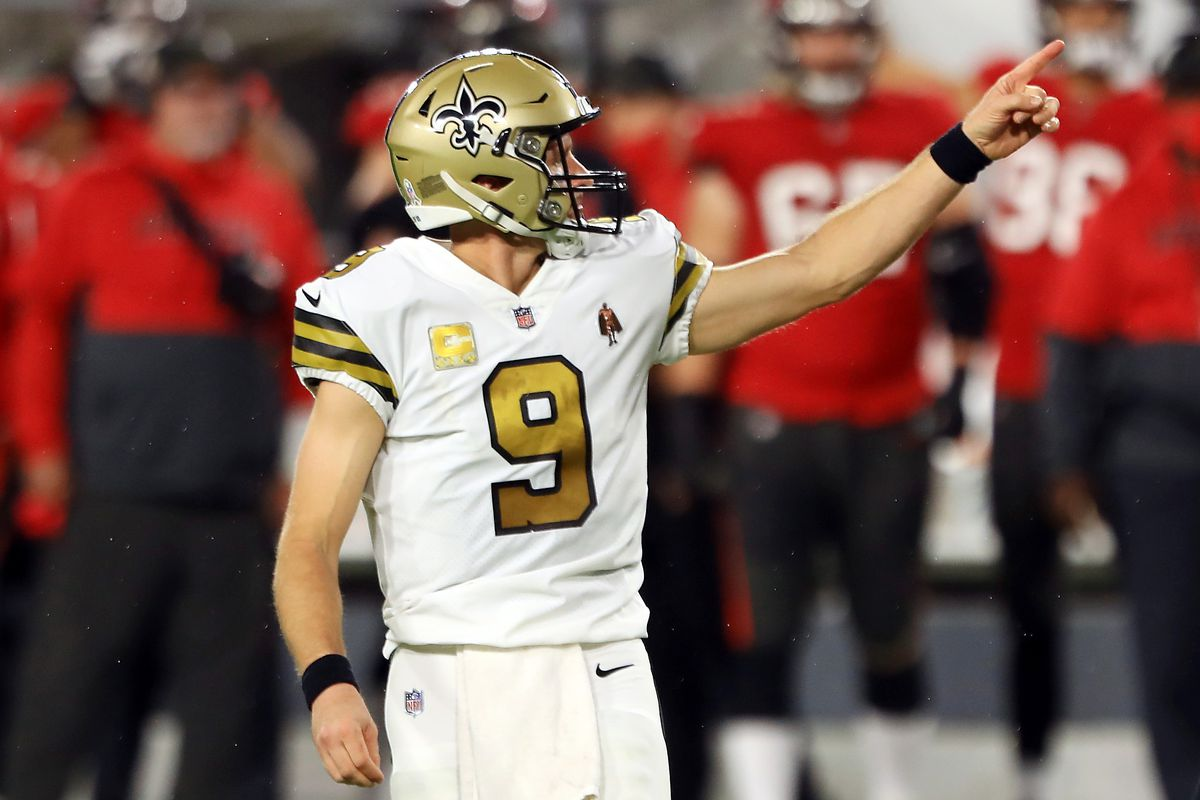 Saints Quarterback Drew Brees Proves Why The Intangibles Set Him Apart Canal Street Chronicles