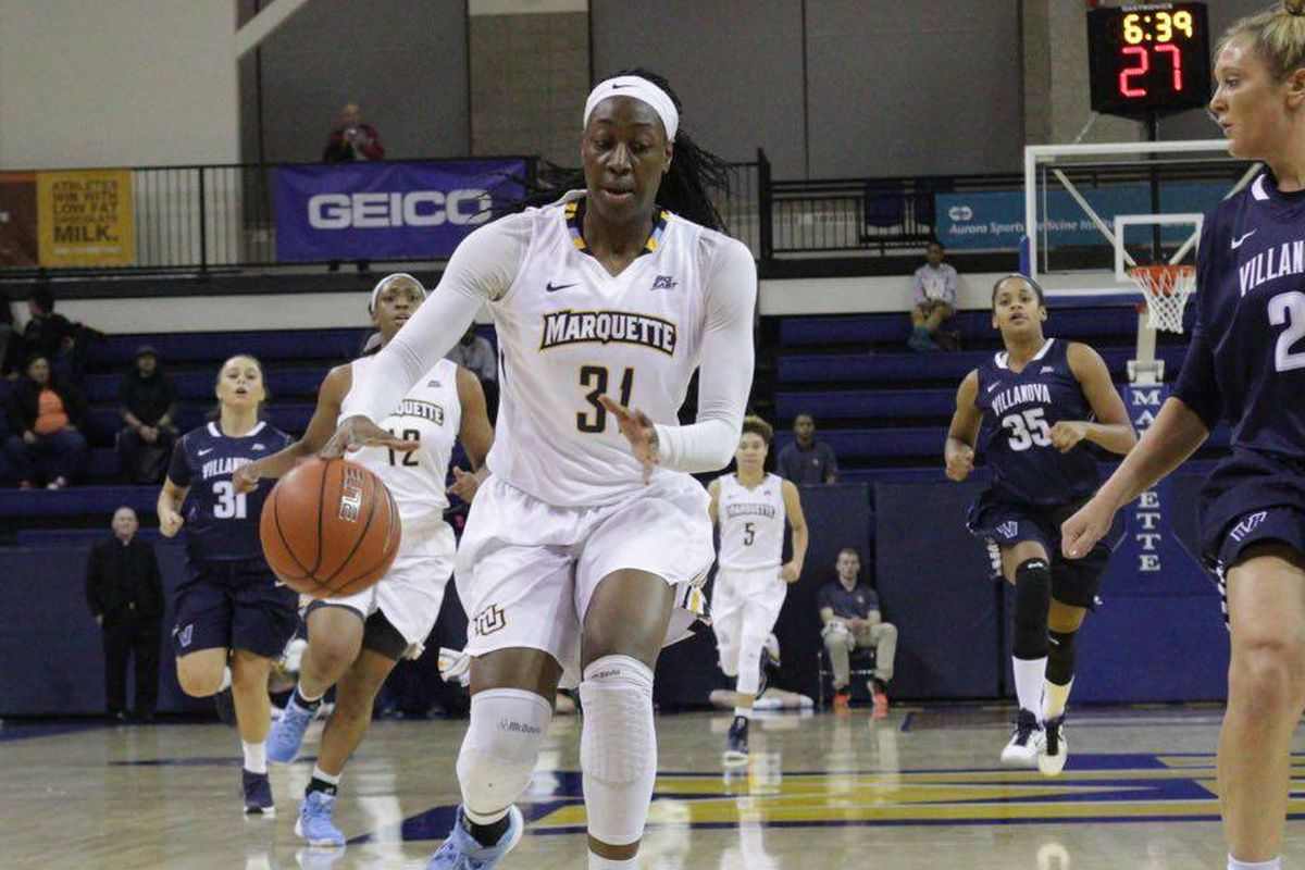 Shantelle Valentine had her first career double double with 11 points and a career best 11 rebounds.