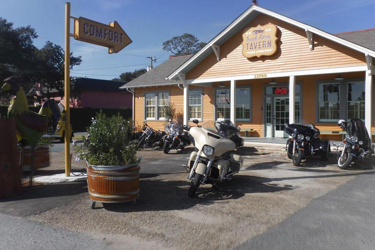 Truck Farm Tavern