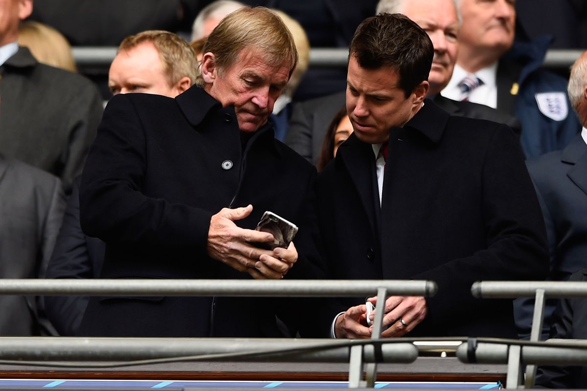 """""""So, apparently this app allows us to scroll through the match and get to the pub bit of the day..."""""""