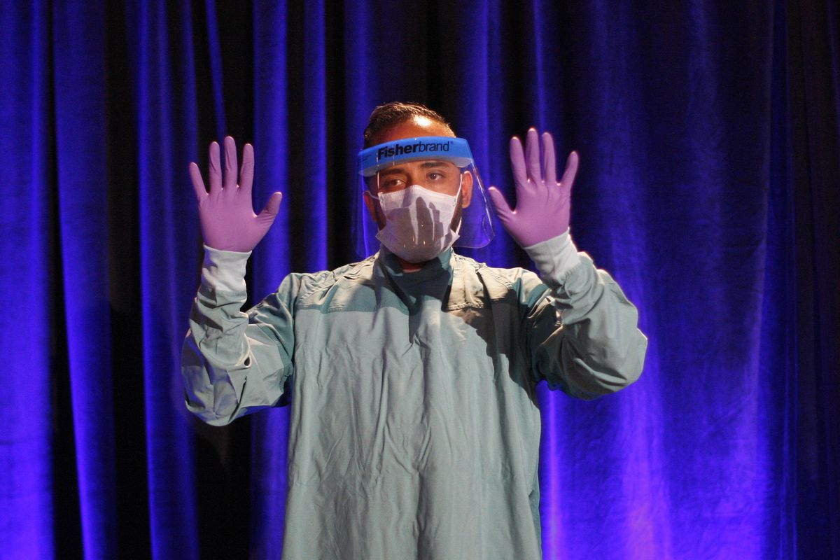 Thousands Of CA Health Care Workers Trained In CDC Ebola Safety Protocols