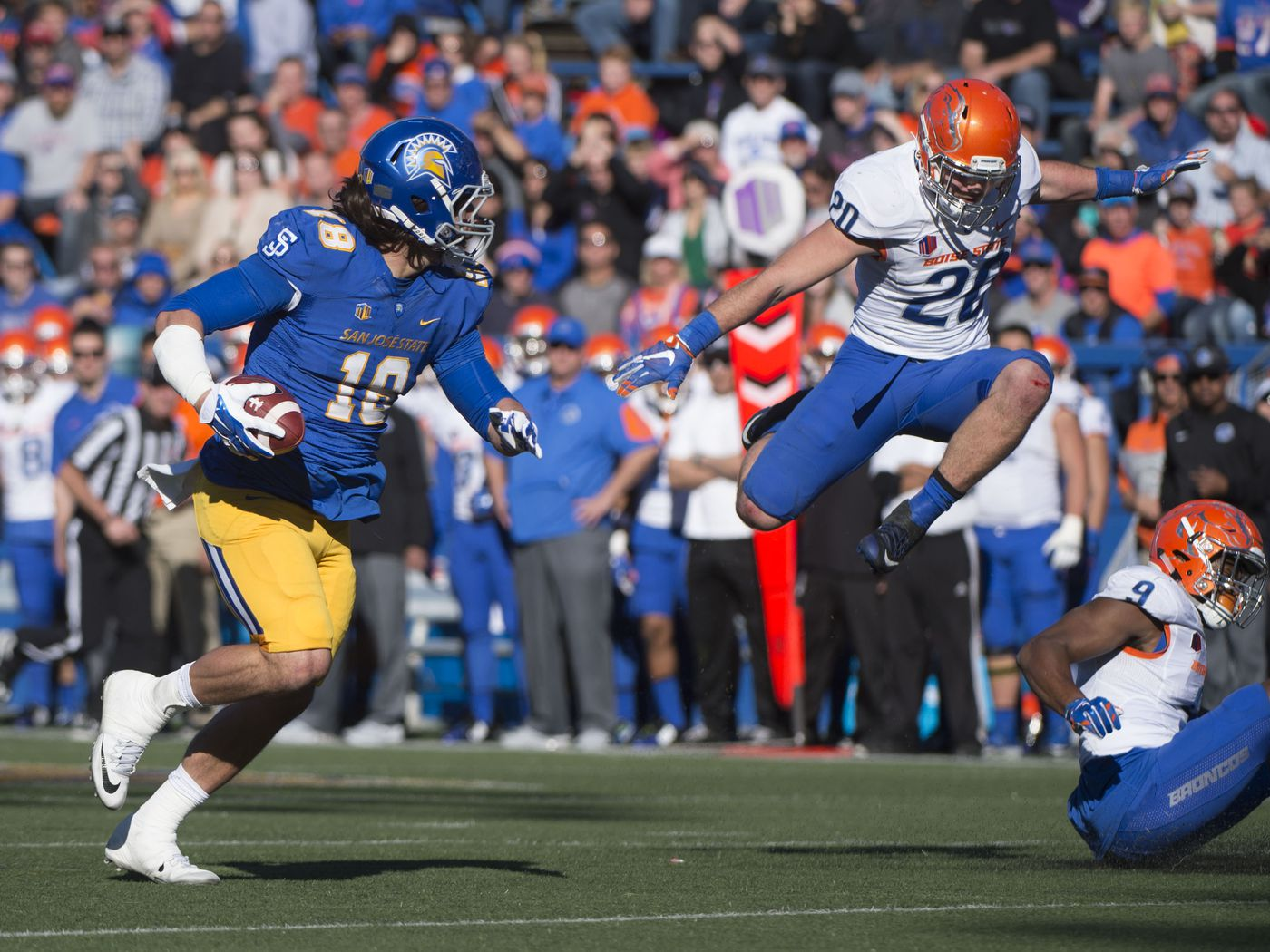 San Jose State football's recruiting means another special