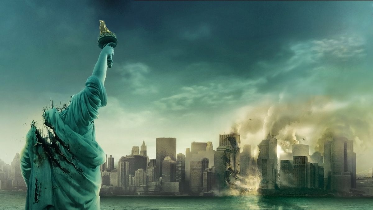 Cloverfield - headless Statue of Liberty