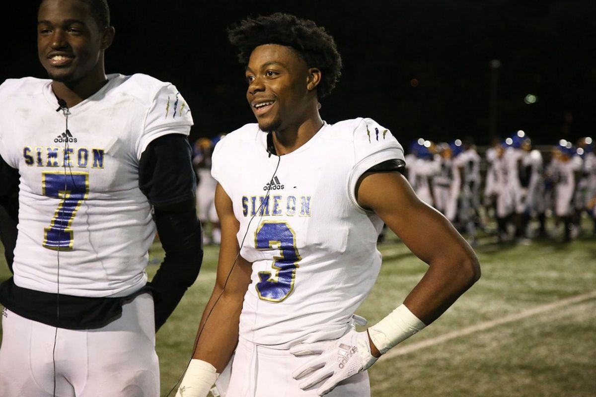 45f8835ea16 Simeon s Alante Brown opens up about Nazareth game