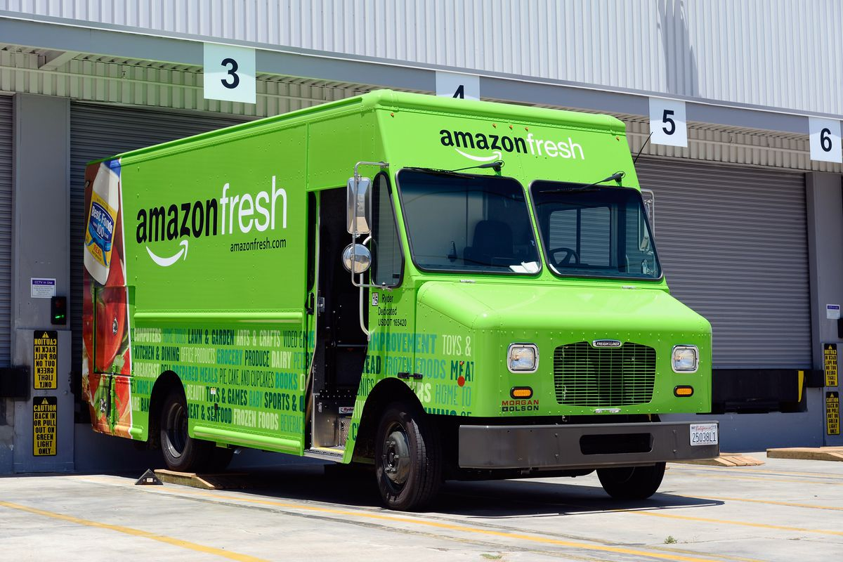 Amazon Finally Just Proved It S Very Serious About Grocery