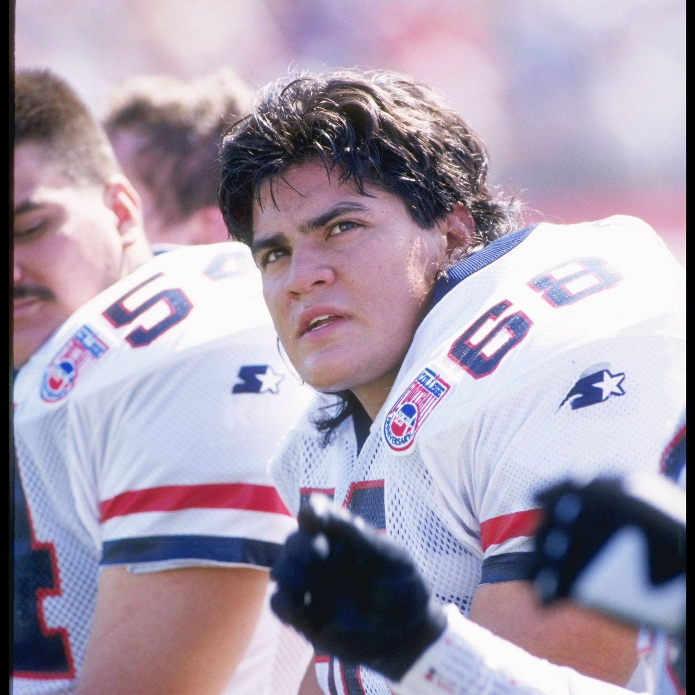 sports shoes 15e0e 32565 Arizona Wildcats legend Tedy Bruschi 'recovering well' from ...