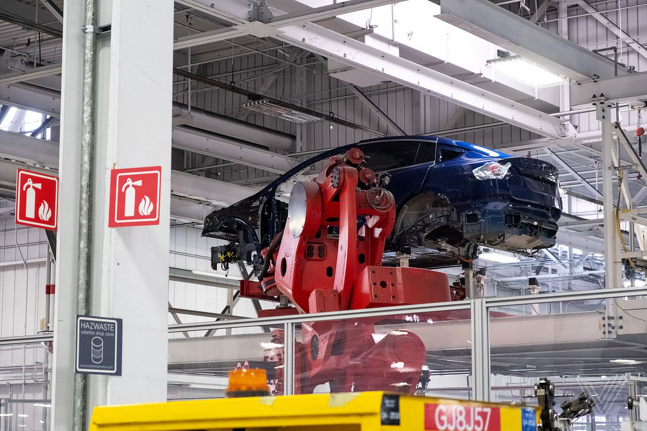 Don't buy Teslas during a production ramp, ElonMusksays
