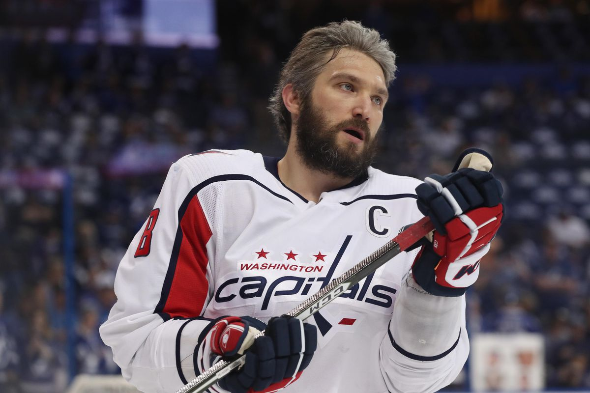 Alex Ovechkin s playoff masterpiece has the Capitals in the Stanley Cup  Final 8507de92071