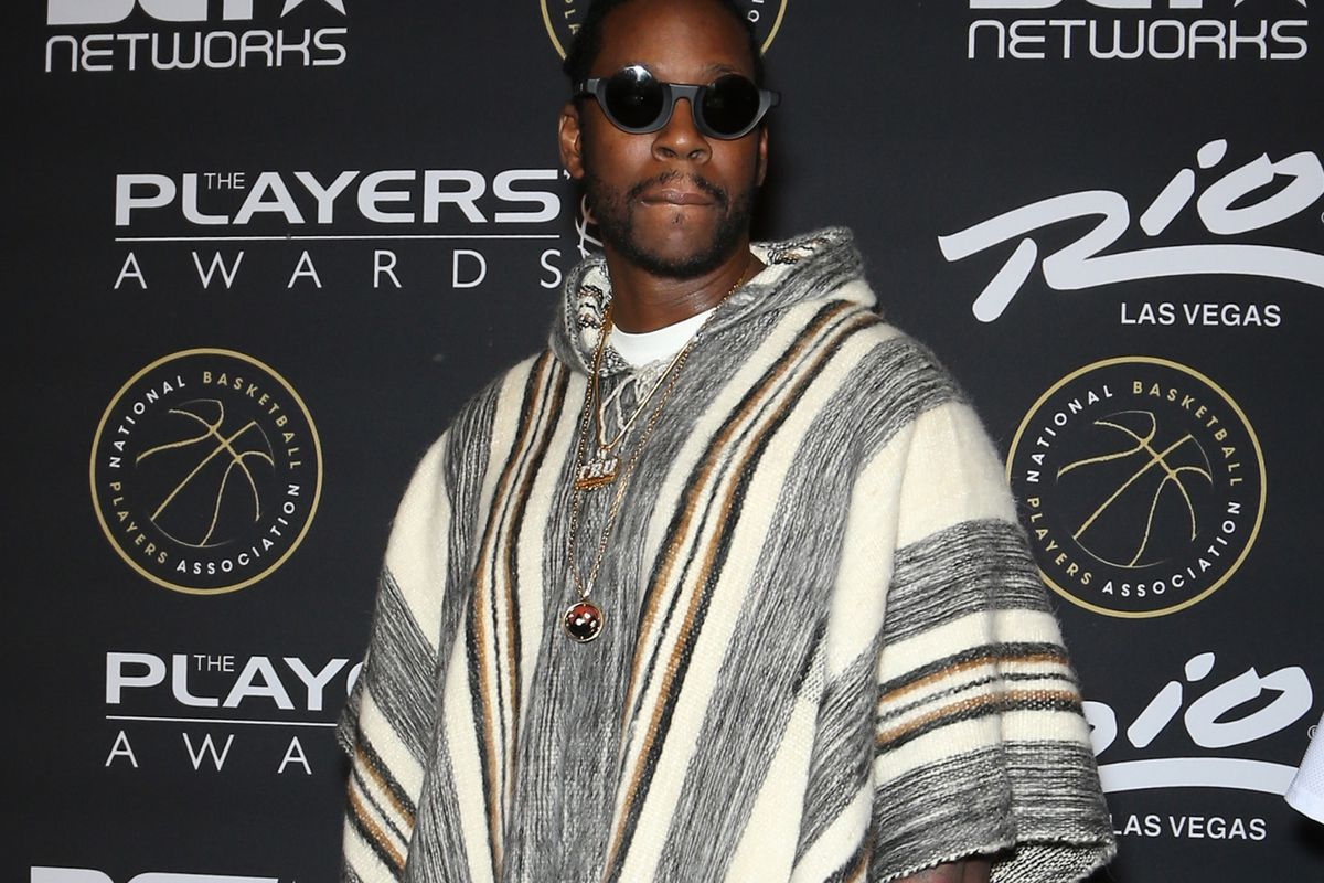 Rapper 2 Chainz Says He's Banned from Las Vegas Nightclubs