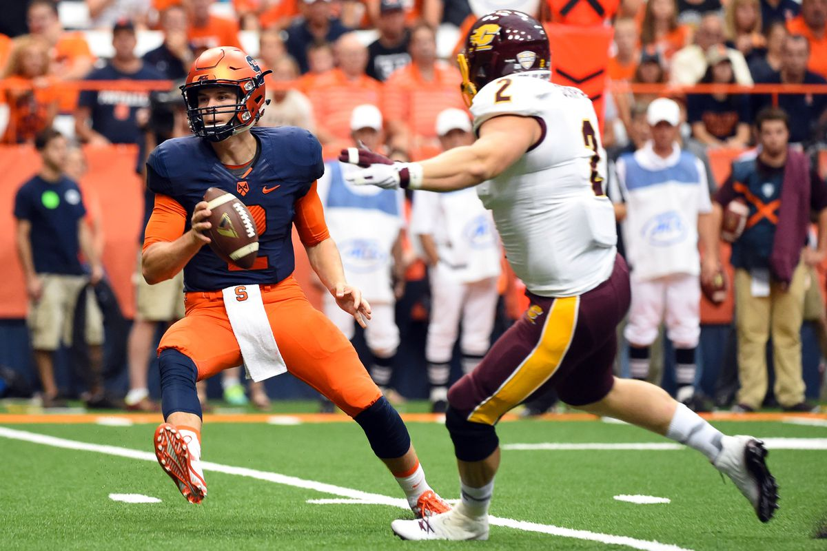 Syracuse football kick times announced for 4 home games