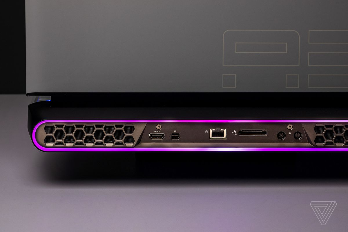The Alienware Area 51m Is A Full Fledged Desktop Disguised