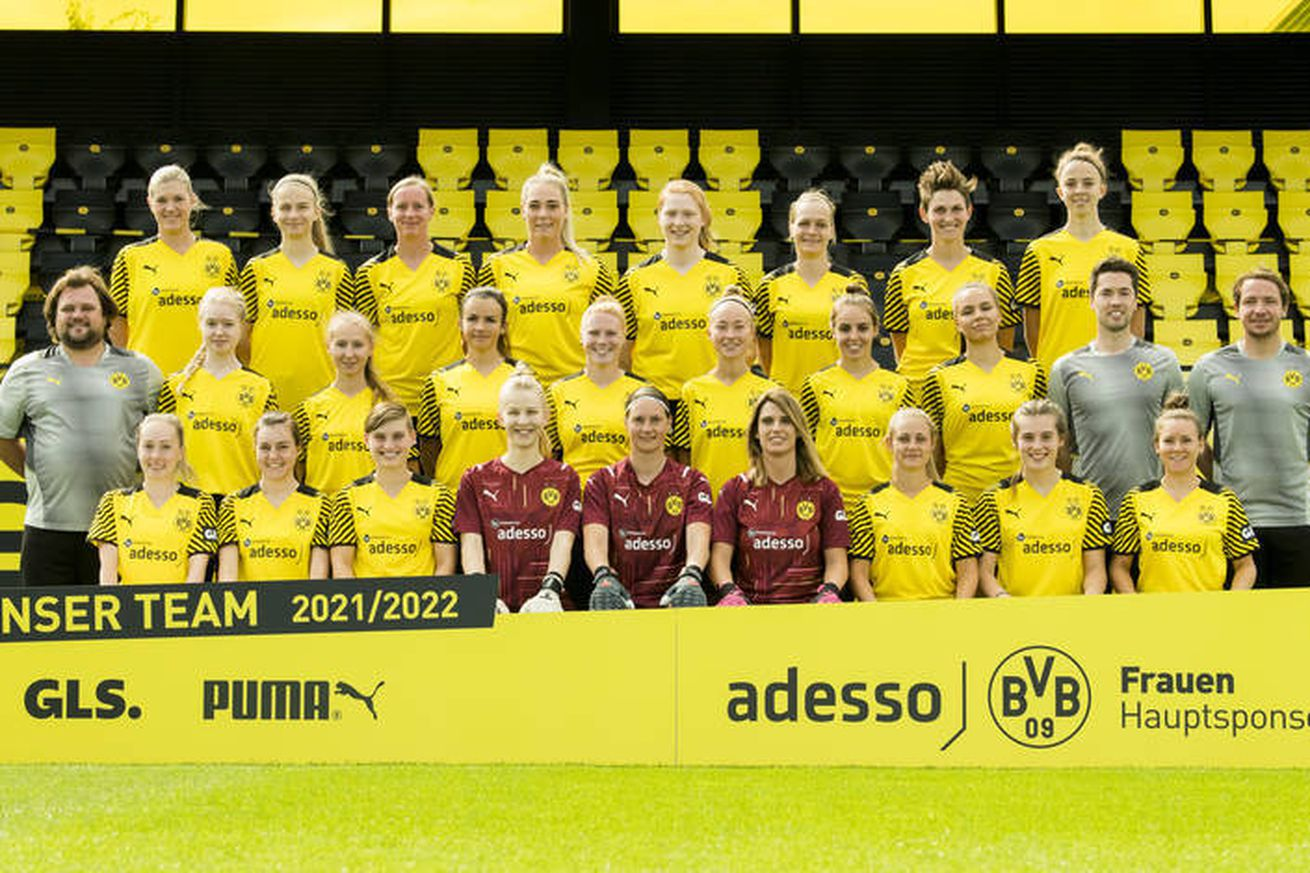 Hive Update: BVB Frauen Win 8-0 in Their First-Ever Competitive Match