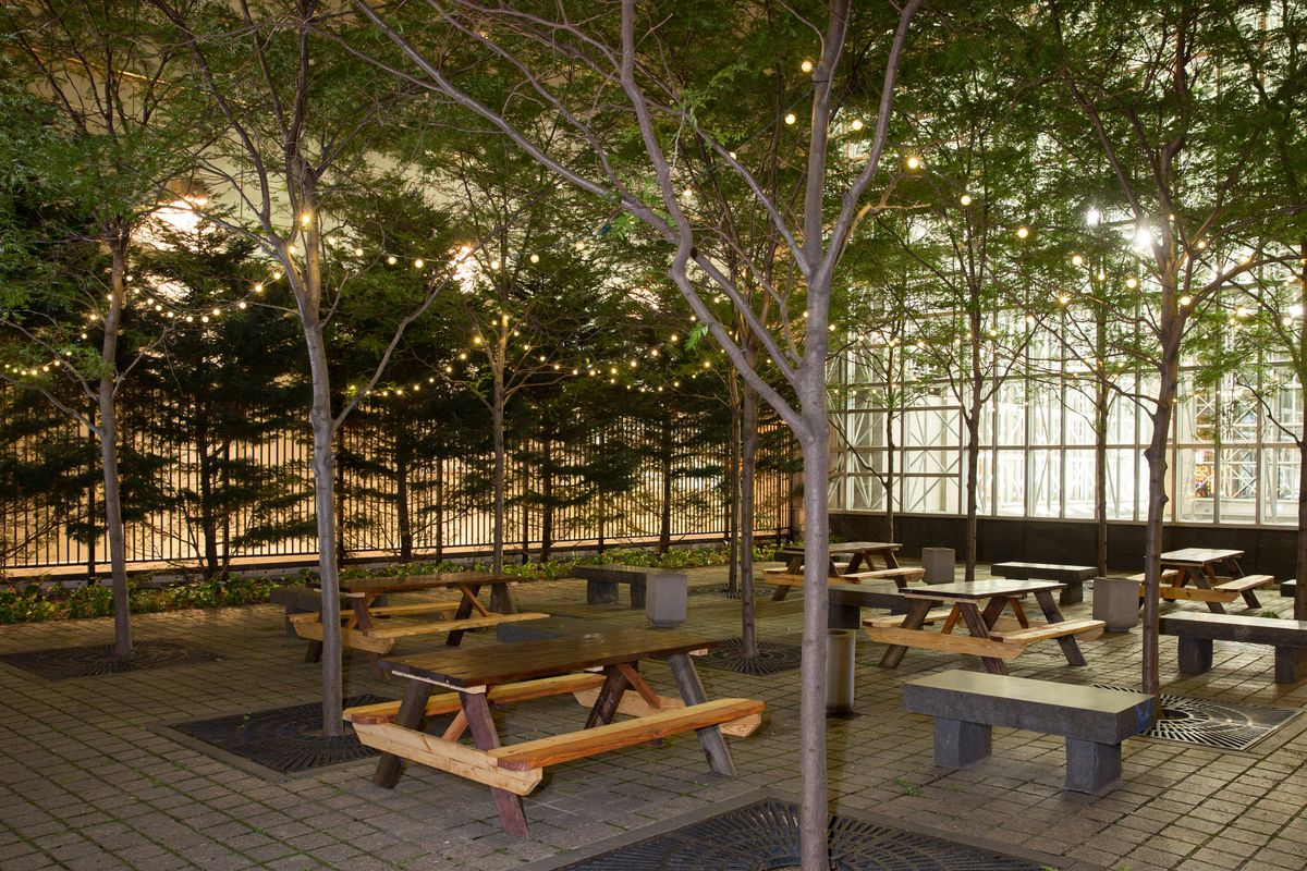 Jonathan Petruce Lands at Center City Beer Garden - Eater Philly