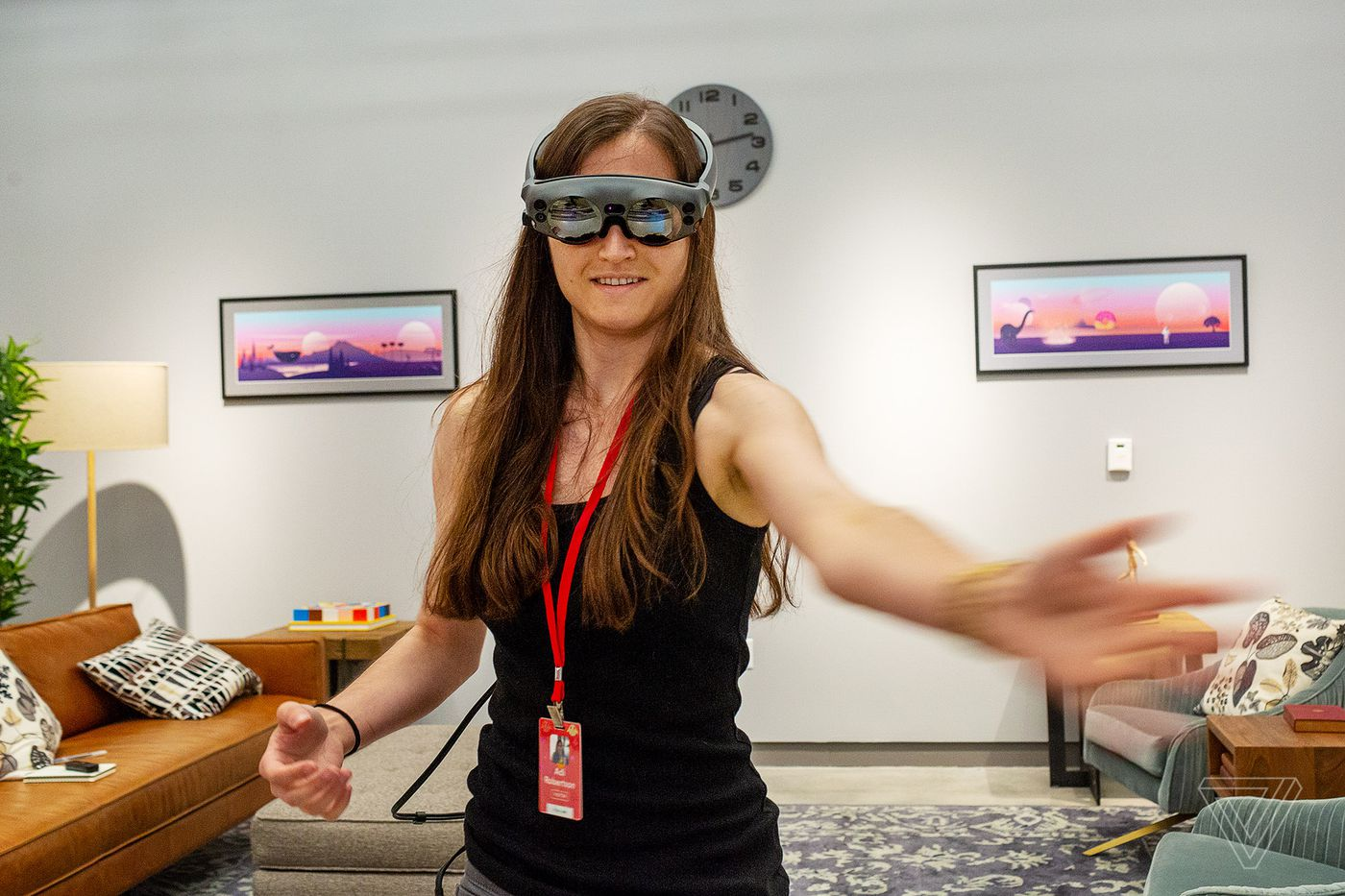 3D Porn No Glasses magic leap one creator edition preview: a flawed glimpse of