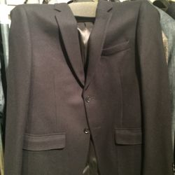 Wool suit jacket, size 42, $149 (was $645)