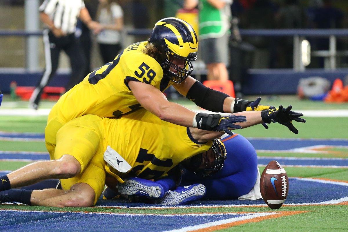 NCAA Football: Florida at Michigan