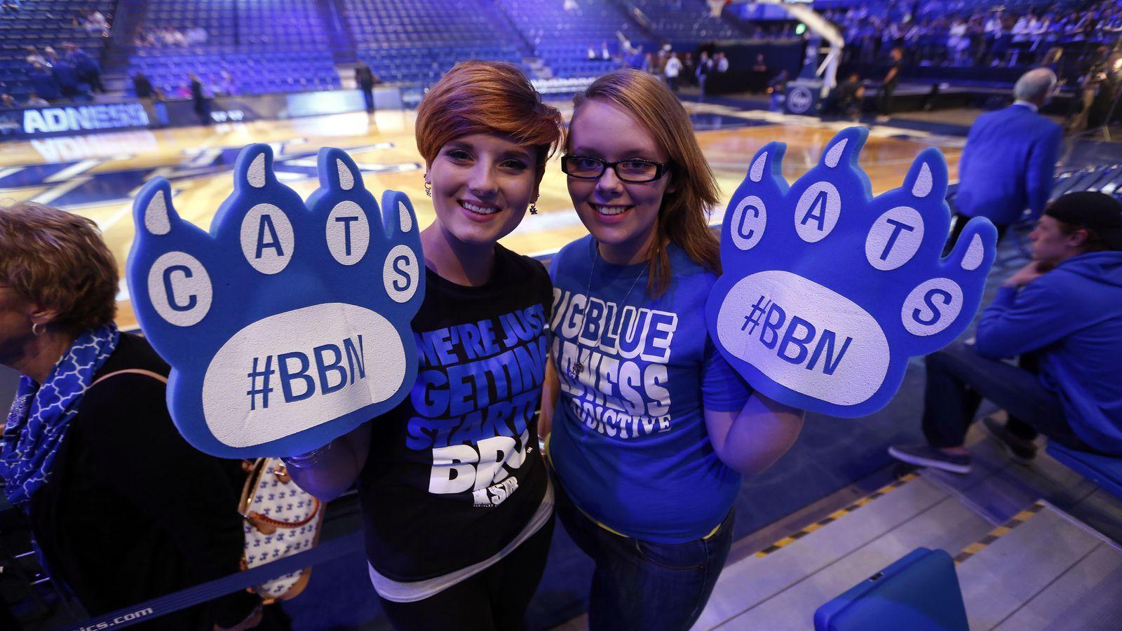 Kentucky Wildcats Basketball Full 2015 16 Schedule: Kentucky Wildcats Basketball: Big Blue Madness Recap