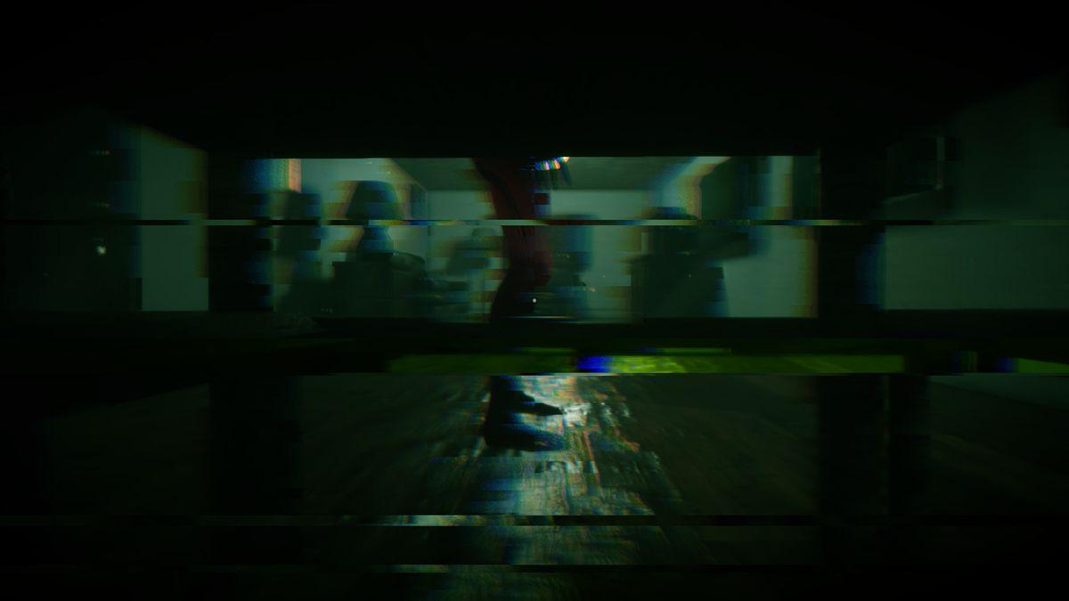 Heliophobia - the screen glitching