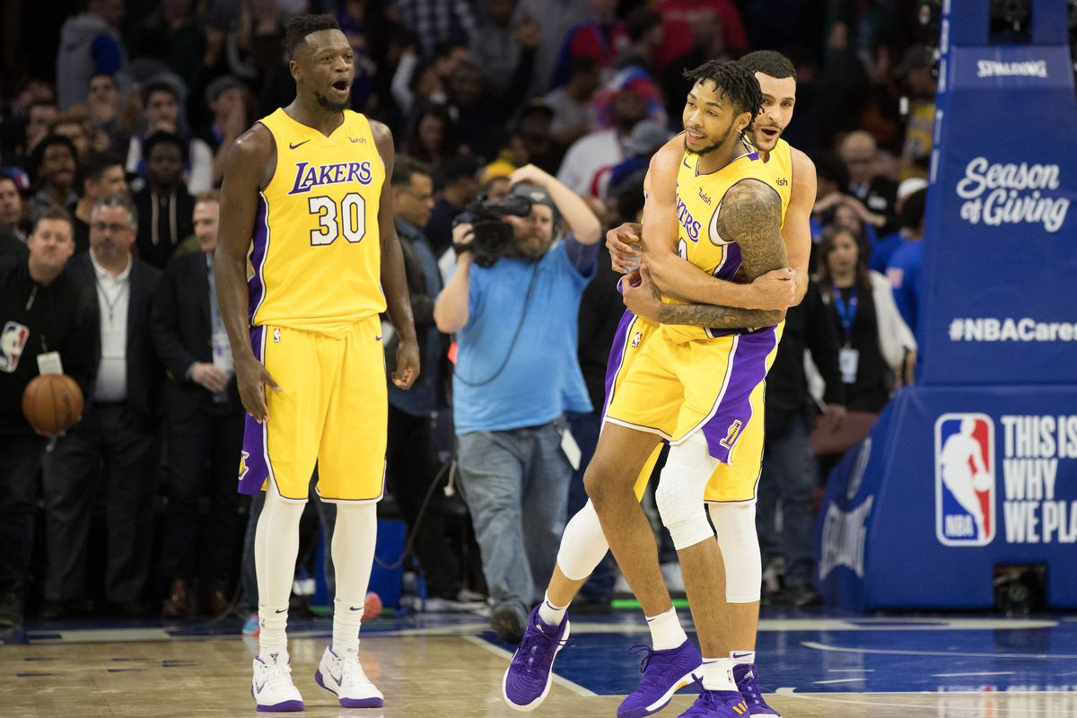 229d7f234e6 Julius Randle says he'll miss the 'brotherhood' he had with Lakers ...
