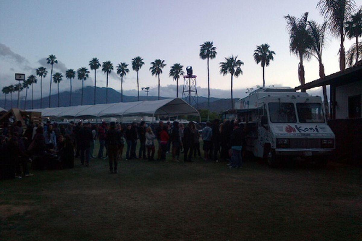 Kogi hits Coachella.