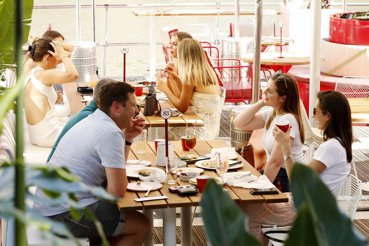 Melburnians Adjust To Normal Life Post COVID-19 Lockdown