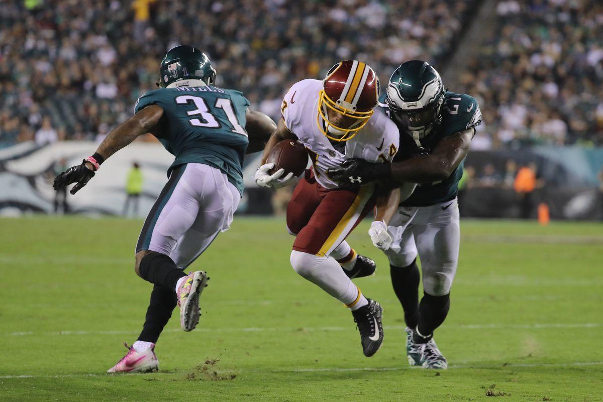 Washington Redskins vPhiladelphia Eagles