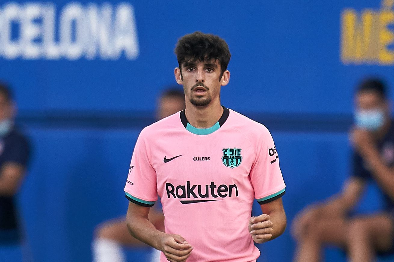 Barca have plan for Trincao but not for Pedri, Puig & Araujo