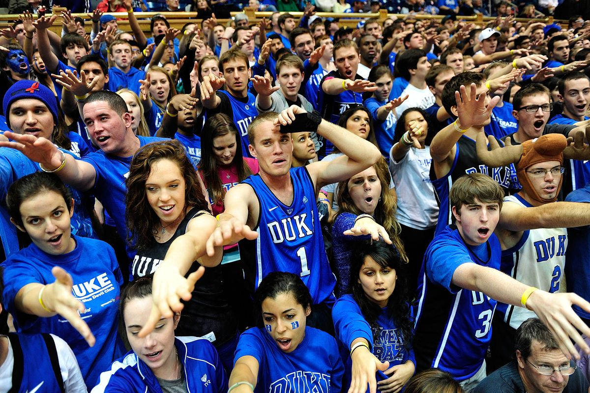 Justise Winslow will play his college ball in front of the Cameron Crazies, starting next fall