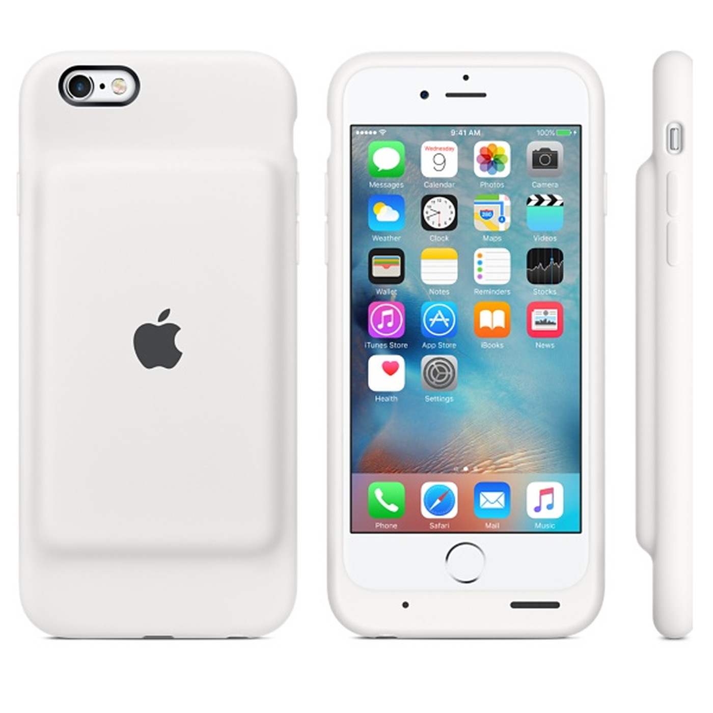 Apple unveils official 25-hour battery case for the iPhone 6 and ...