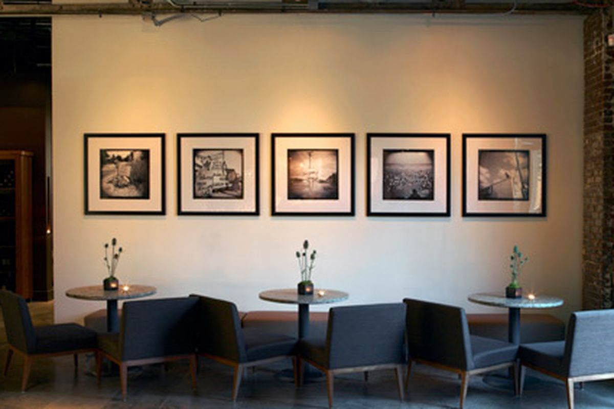 4th & Swift private dining room. Photo courtesy of 4th & Swift.