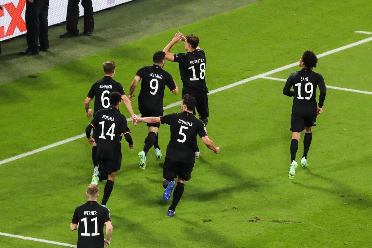 GERMANY-MUNICH-FOOTBALL-EURO 2020-GER VS HUN