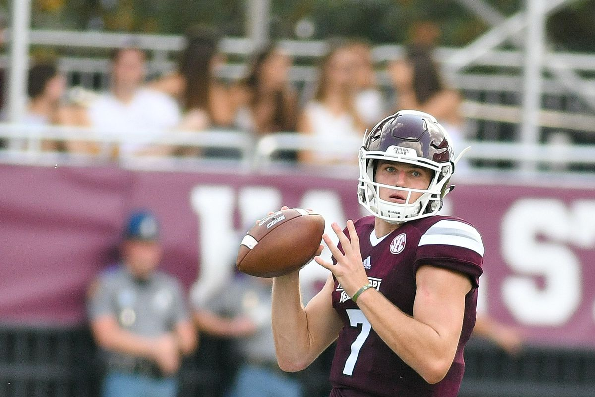 Mississippi State pulls off upset of No. 12 LSU