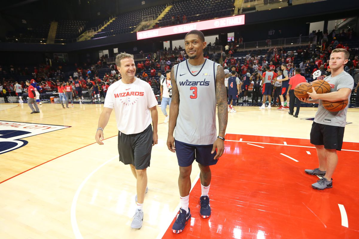 Wizards training camp begins October 1, also reportedly sign Anderson