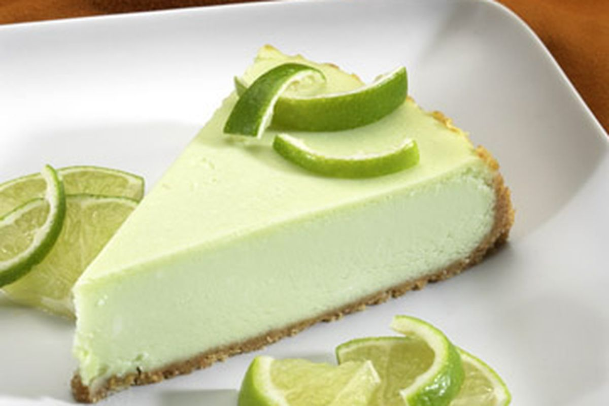 A last meal of key lime cheesecake wouldn't be the worst thing.
