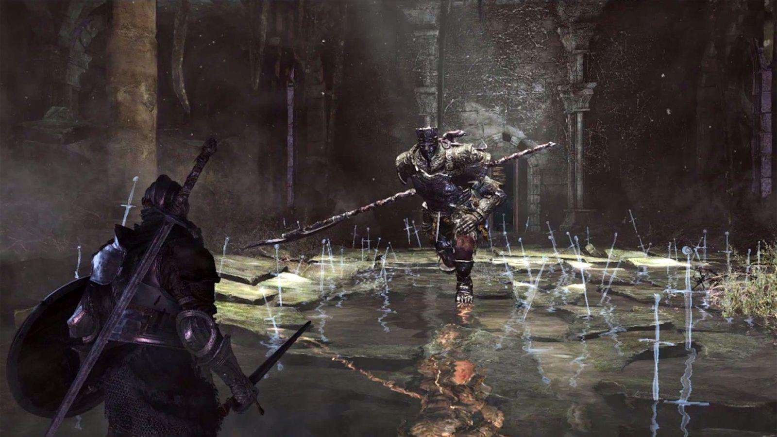Dark Souls Ii Out Stunning Wallpapers High Quality: Dark Souls 3 Screenshots, Rumored Gameplay Details Leak