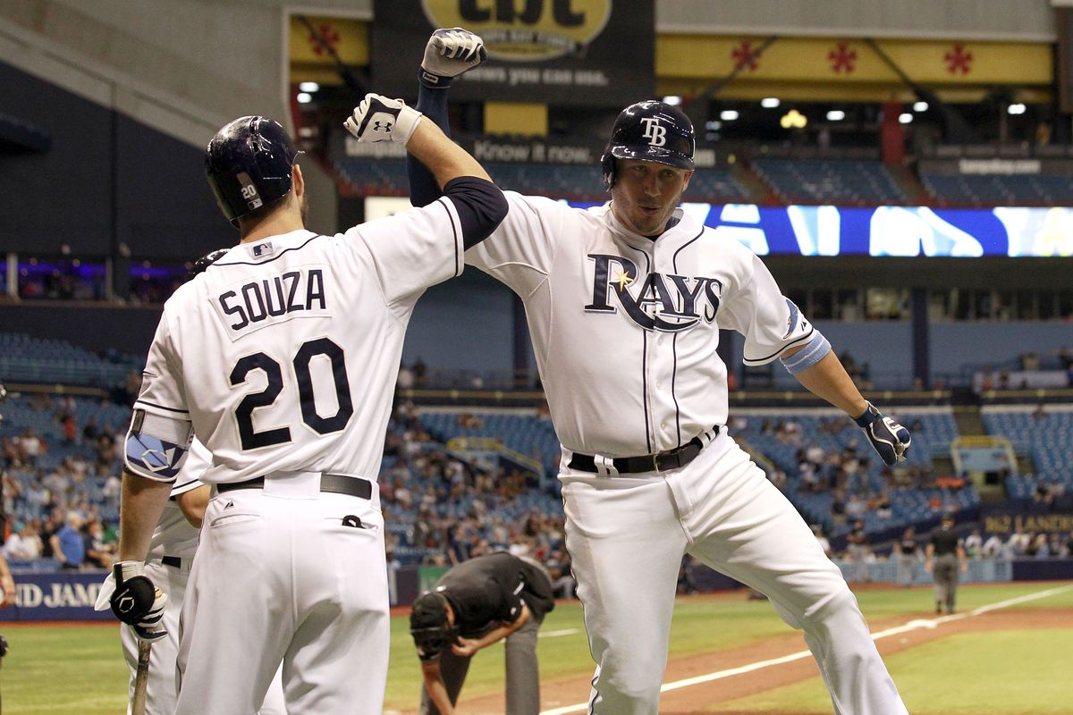 Steven Souza and the Rays had a surprising number of fantasy relevant players, will they do it again?