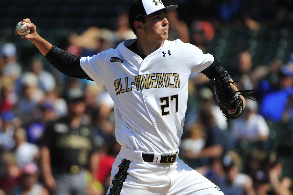 Baseball: Under Armour All-America Baseball Game