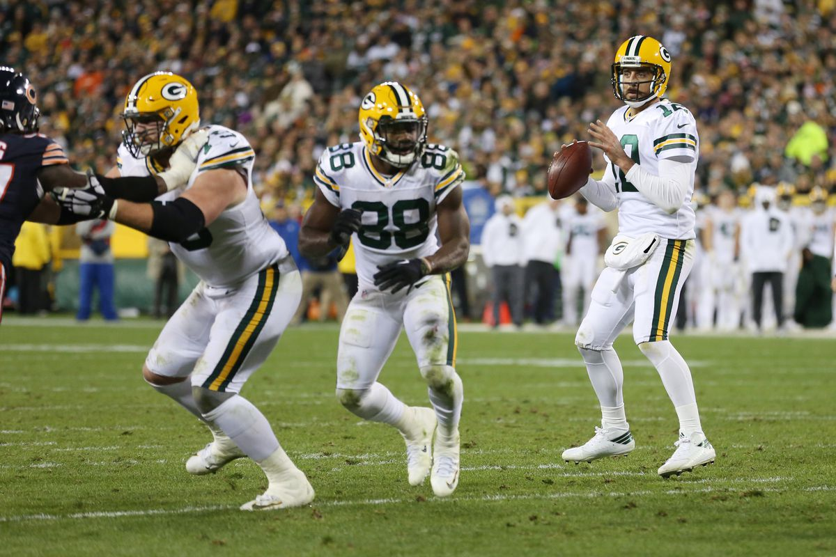 NFL: OCT 20 Bears at Packers