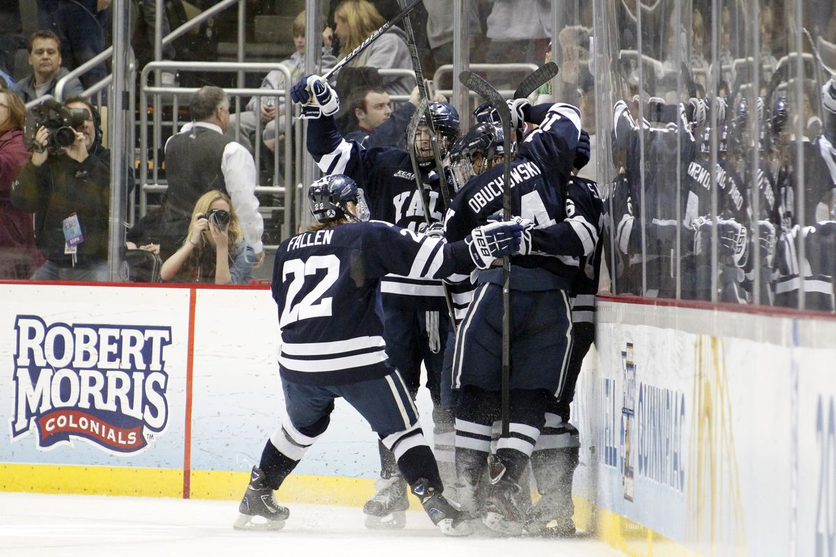 Ecac Hockey Partners With Fox College Sports To Broadcast Tournament