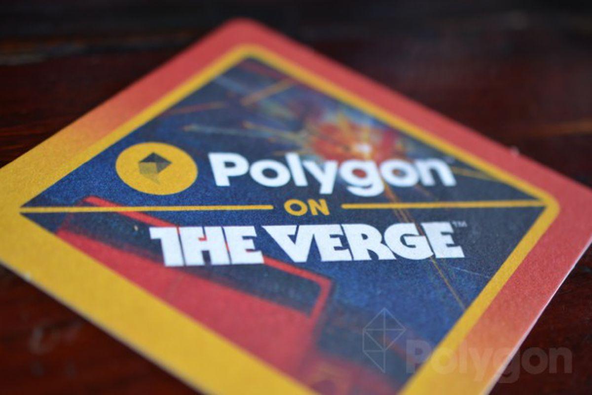 Polygon on the Verge coaster