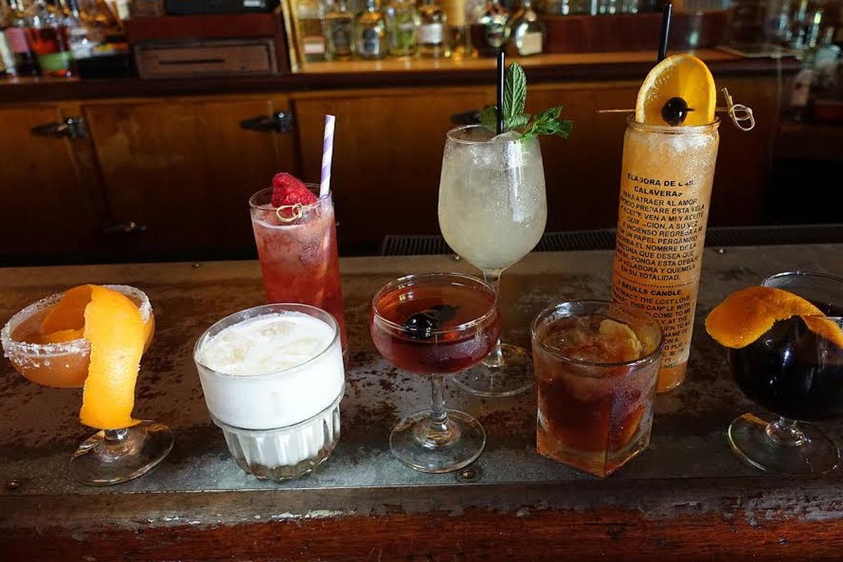 12 Classic Cocktails Invented In New Orleans Eater